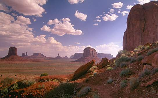 monument valley HOME